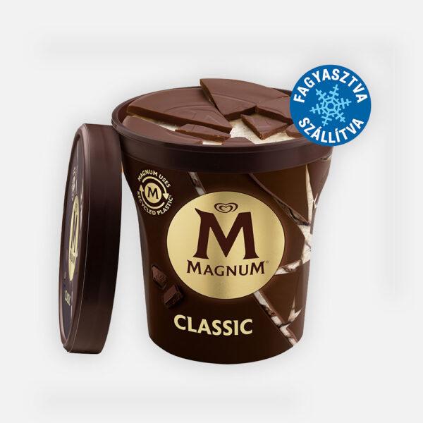 Magnum Poharas Classic jégkrém 440ml - www.pizzarello.hu - Budapest